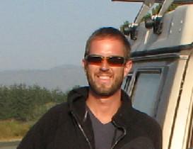 Joseph Fedcamp Headshot
